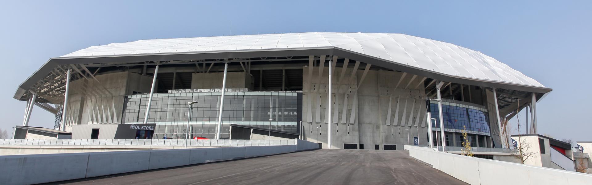 Ліонський олімпійський парк