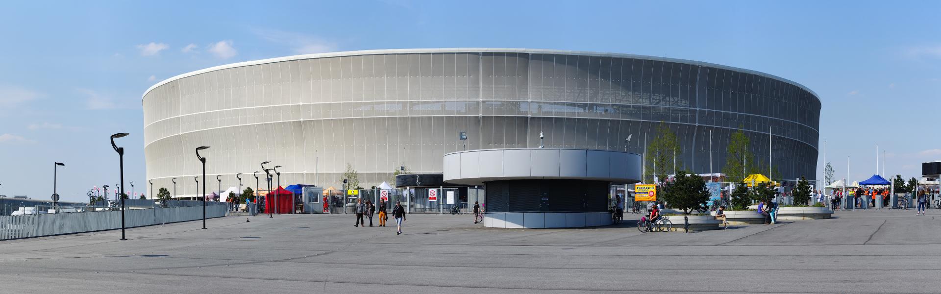 Стадіон у м.Вроцлав